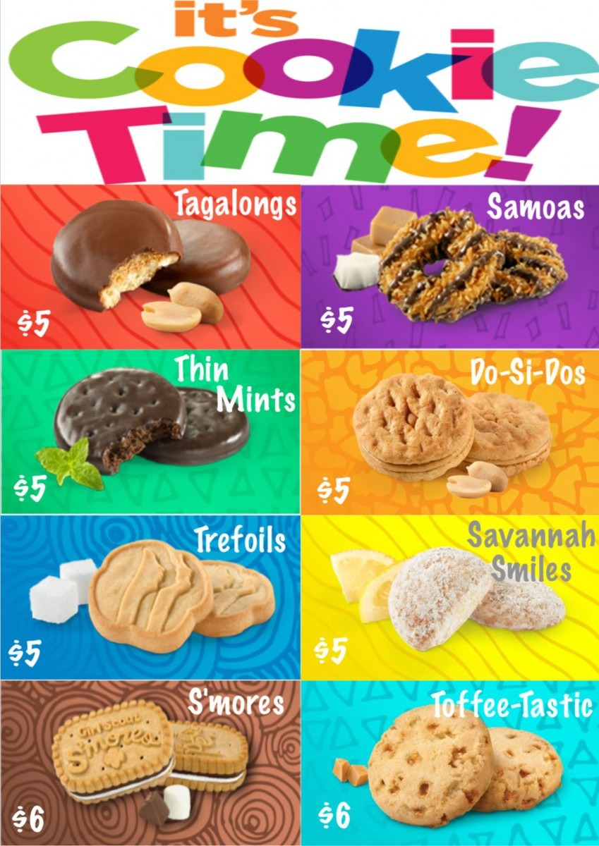 Cookie Cheatsheet