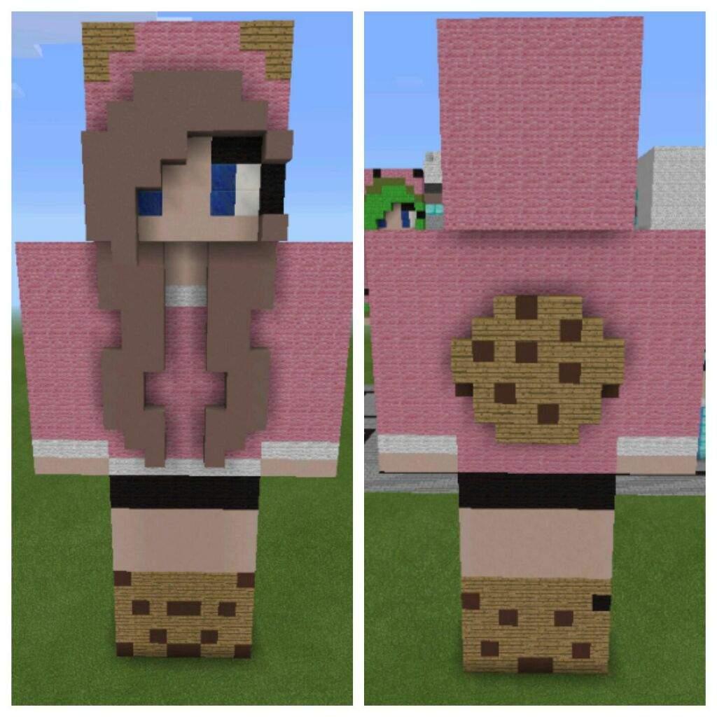 Statue  1~ Cookie Skin