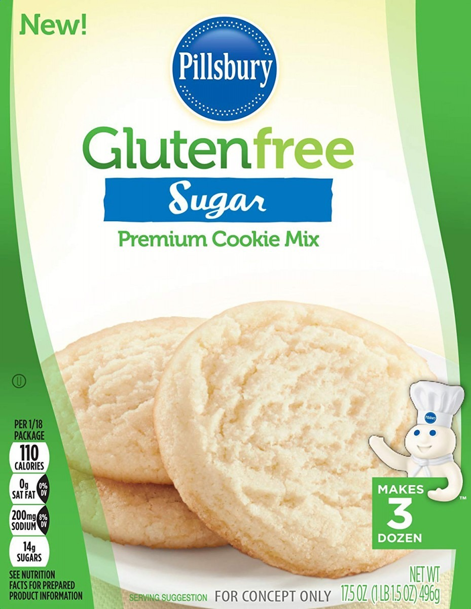 Amazon Com   Pillsbury Gluten