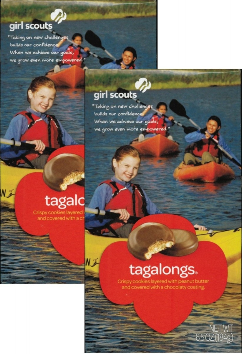 Amazon Com  Girl Scout Cookies Peanut Butter Patties (formerly