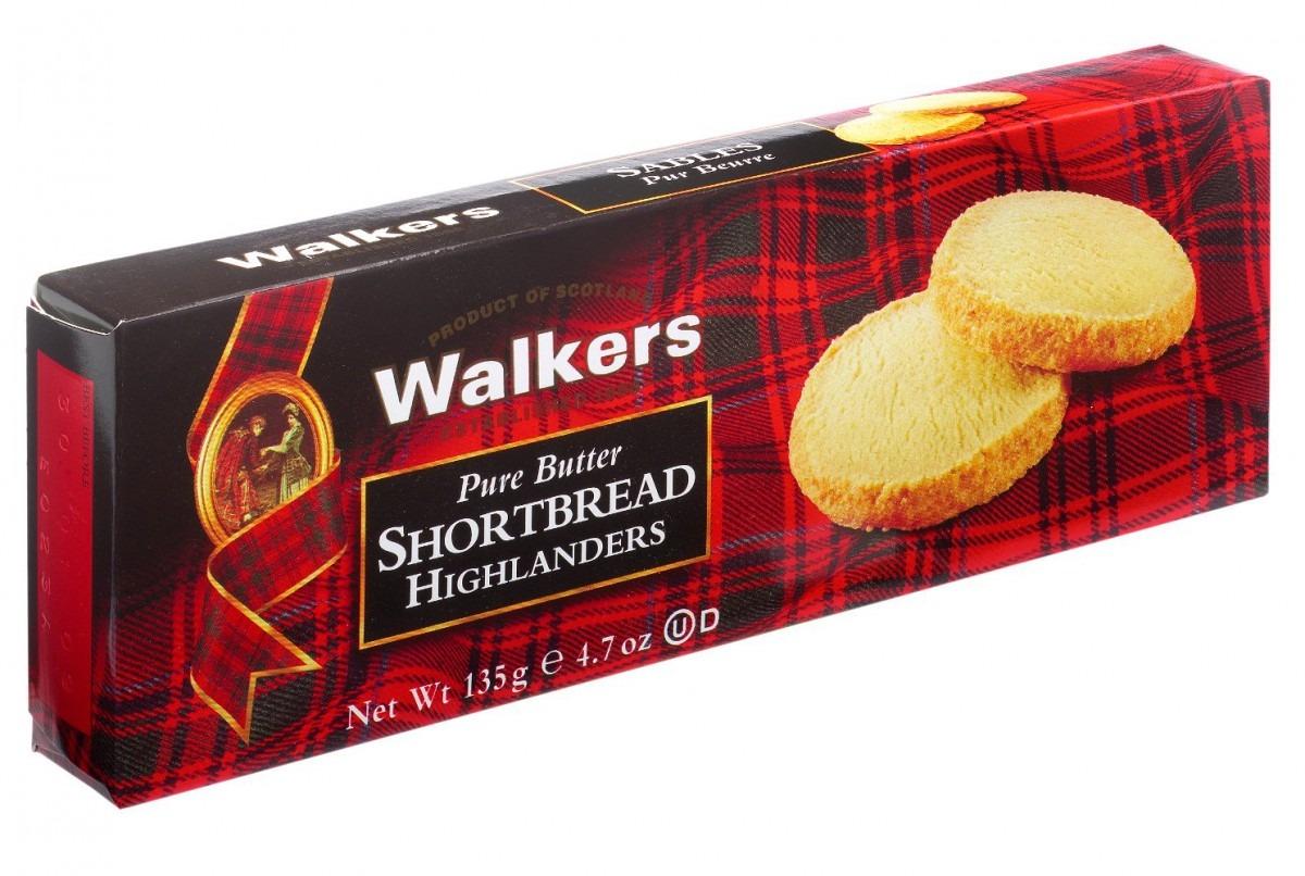 Amazon Com  Walkers Shortbread Highlanders, 4 7 Oz  Box
