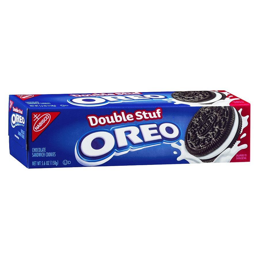 Oreo Double Stuff Cookies Chocolate
