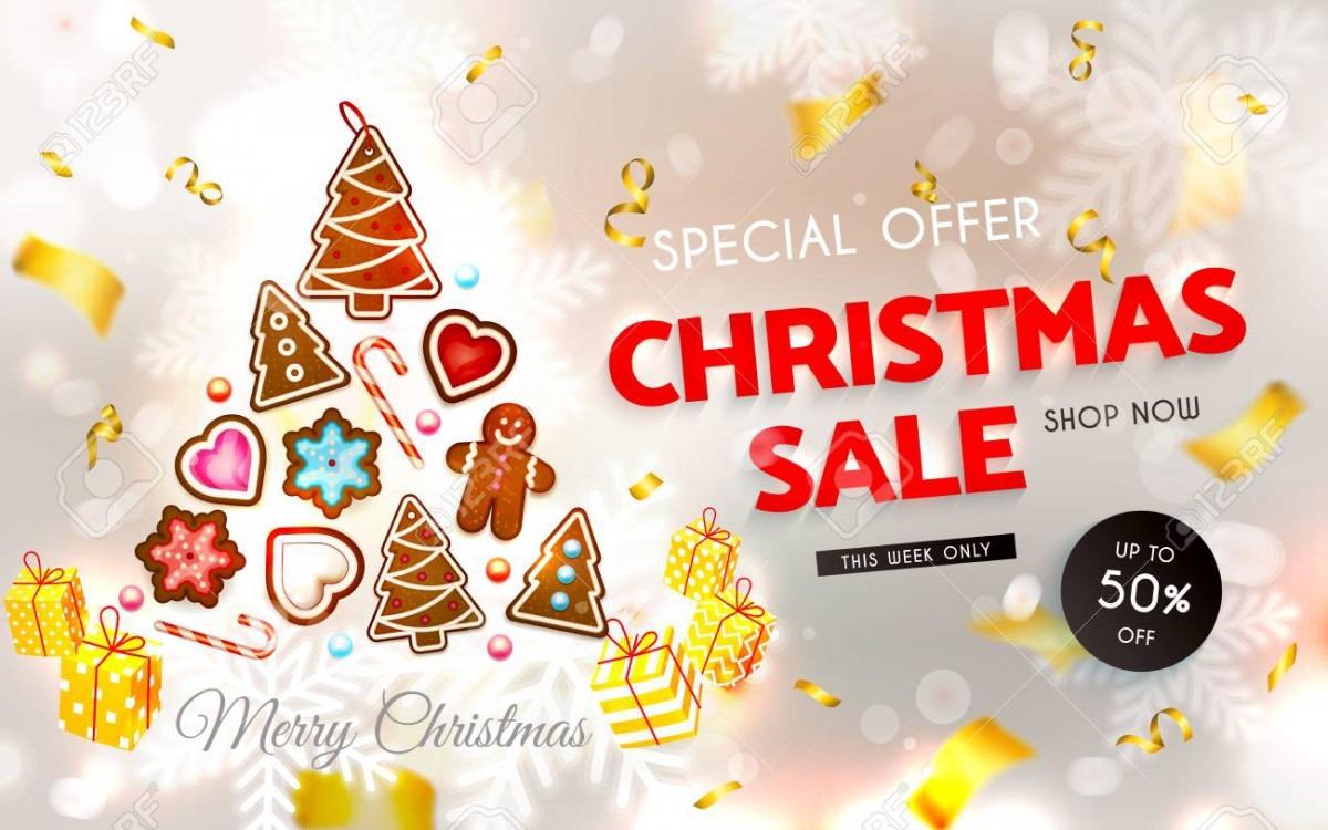 Christmas Sale  Christmas Cookies, Sweets, Cake