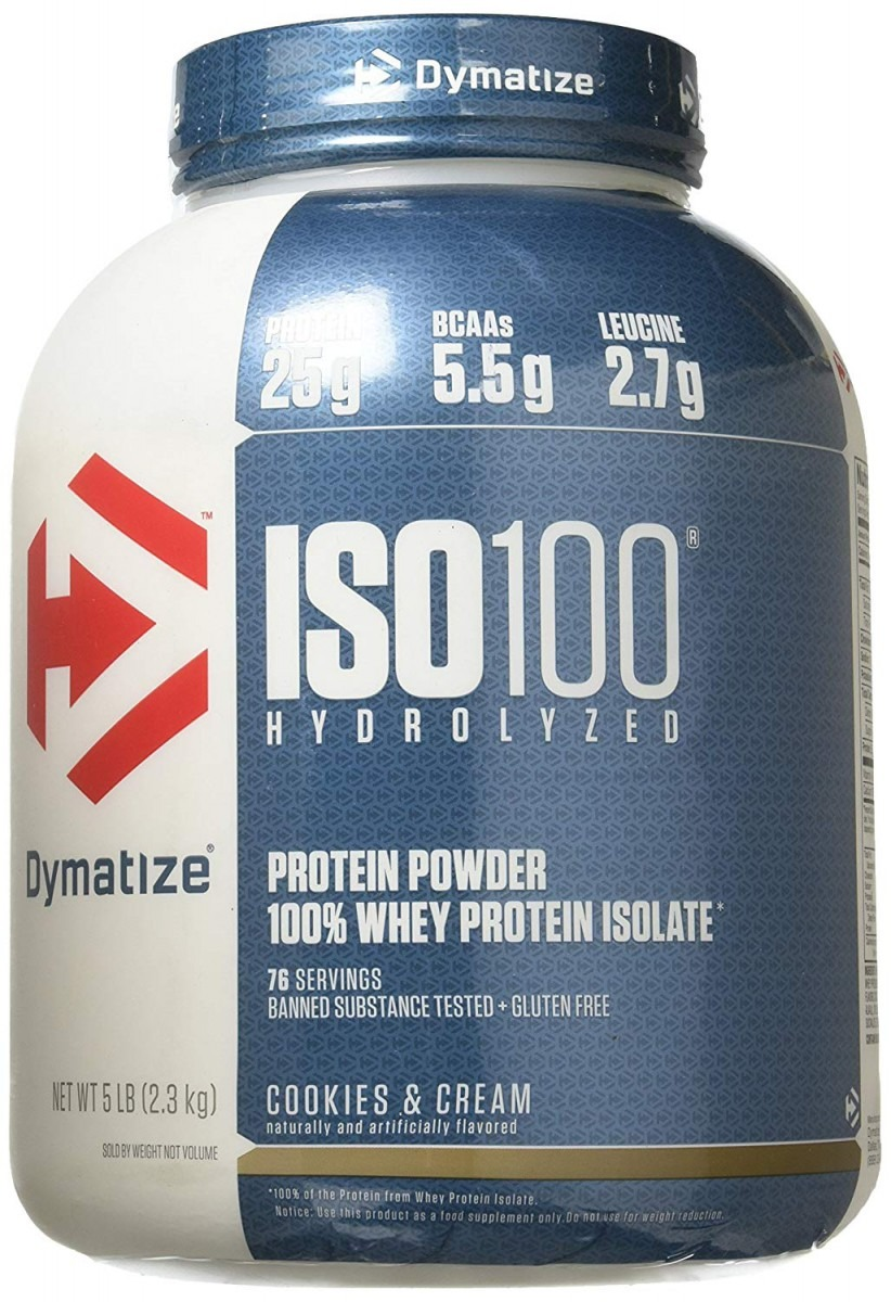 Amazon Com  Dymatize Nutrition Iso 100 Whey Protein
