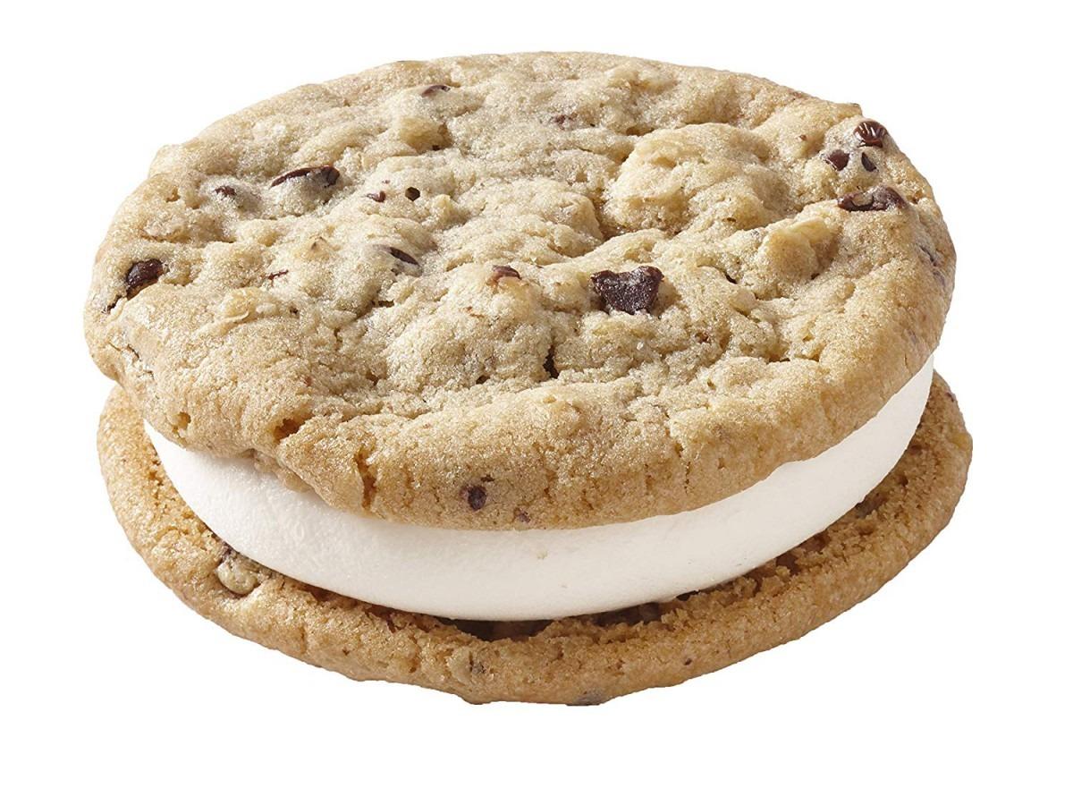 Thelma's Handmade Ice Cream Sandwiches Creamy Vanilla Smushed