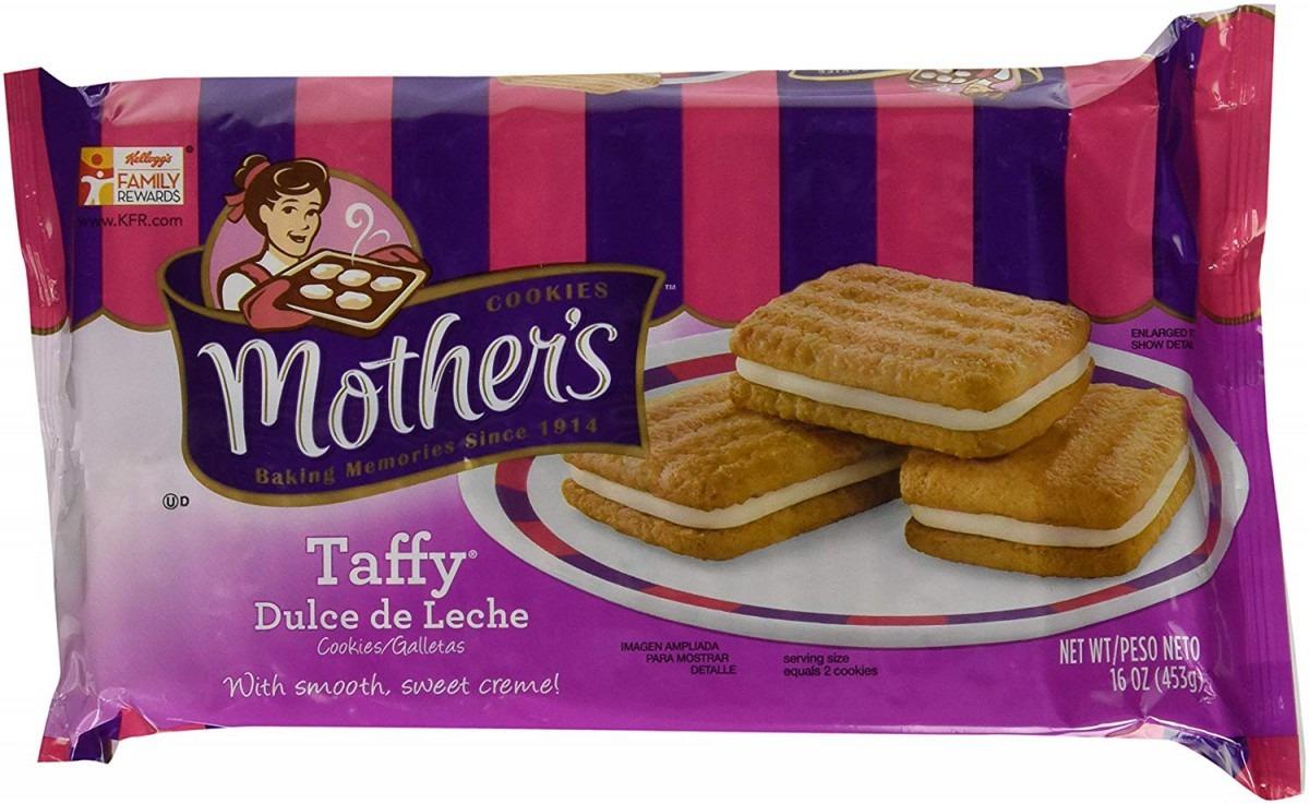 New Mother's Taffy Sandwich Cookies, 16