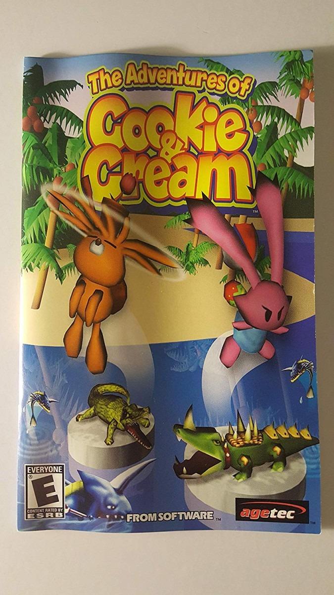 Amazon Com  The Adventures Of Cookie & Cream  Video Games