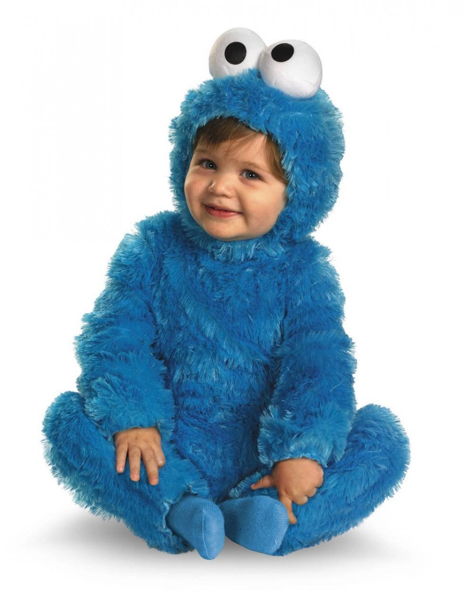Sesame Street Cookie Monster Toddler Costume In 2019