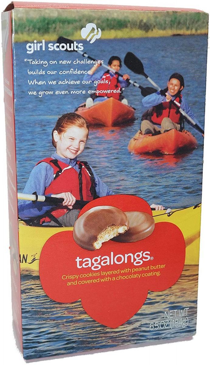 Amazon Com  Girl Scout Cookies Thin Mints, Samoas (carmel Delights