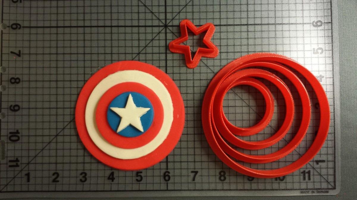Super Hero 121 Cookie Cutter Set