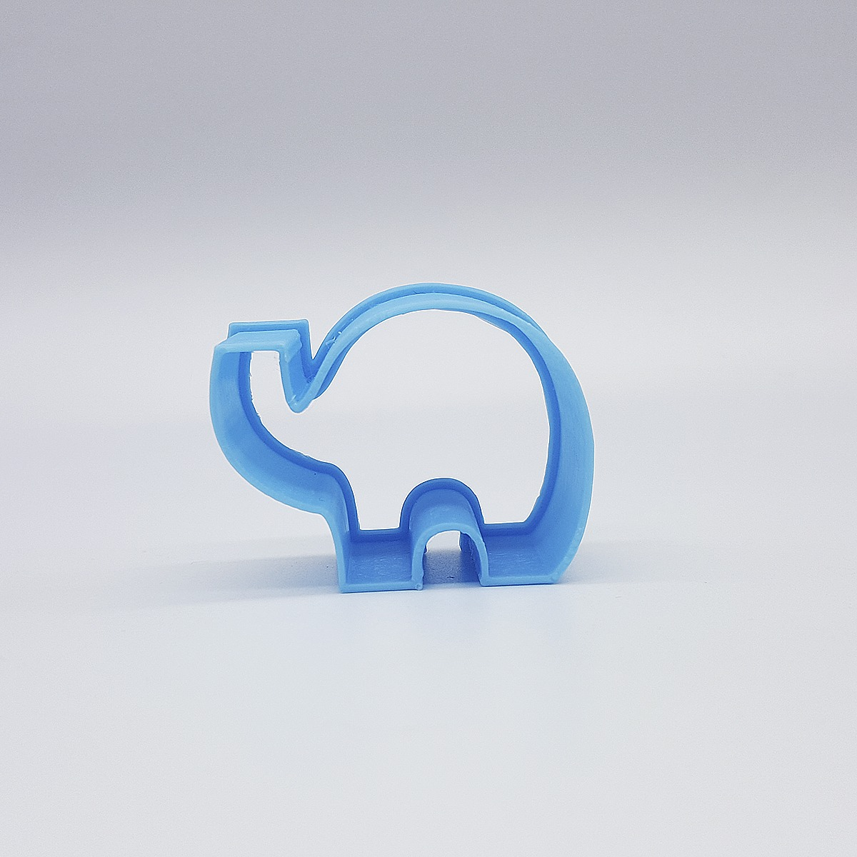 Baby Elephant Cookie Cutter, 2″ 3″ 4″ 5″ Size, 1″ Deep – Chacopin