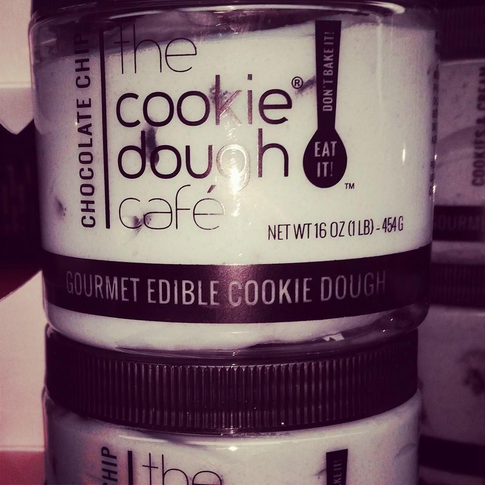 New Packaging W  Spoon Detail   Cookiedough  Ediblecookiedough