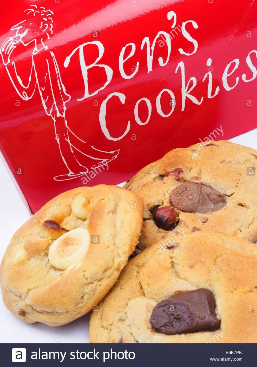 Bens Cookies Stock Photos & Bens Cookies Stock Images