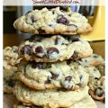 Best Chocolate Chip Oatmeal Cookies