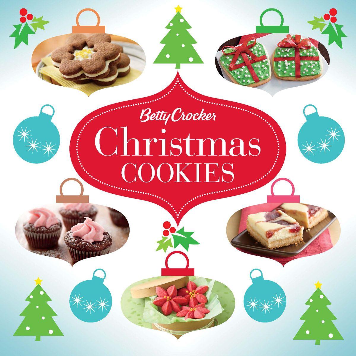 Betty Crocker Christmas Cookies Ebook By Betty Crocker