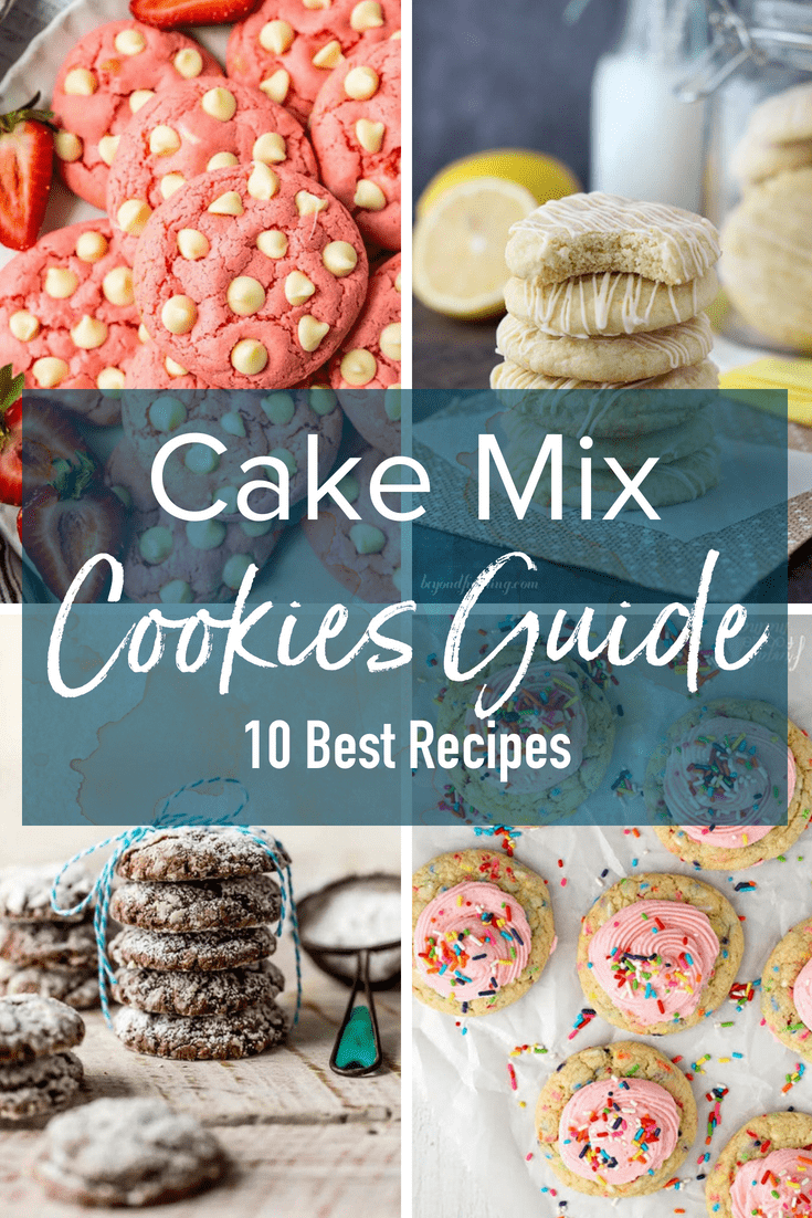 Cake Mix Cookies Guide