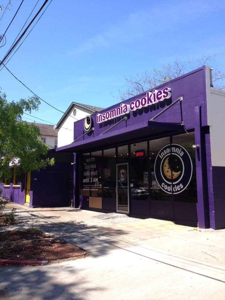Insomnia Cookies On Twitter   Hey @lsu And @visitbatonrouge We're