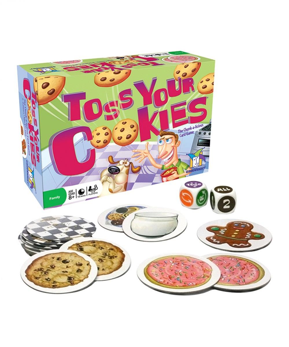 Ceaco Toss Your Cookies Games