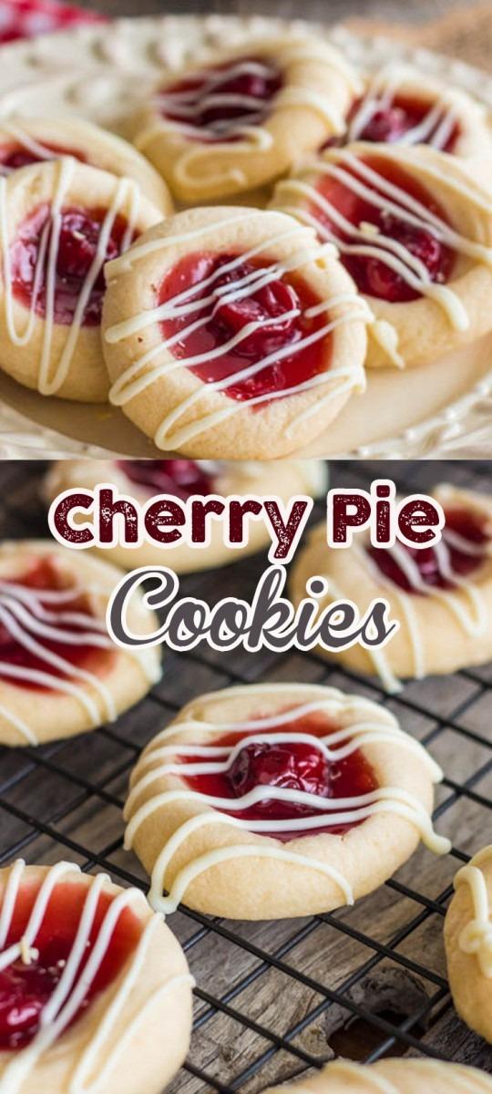 Cherry Pie Cookies R2
