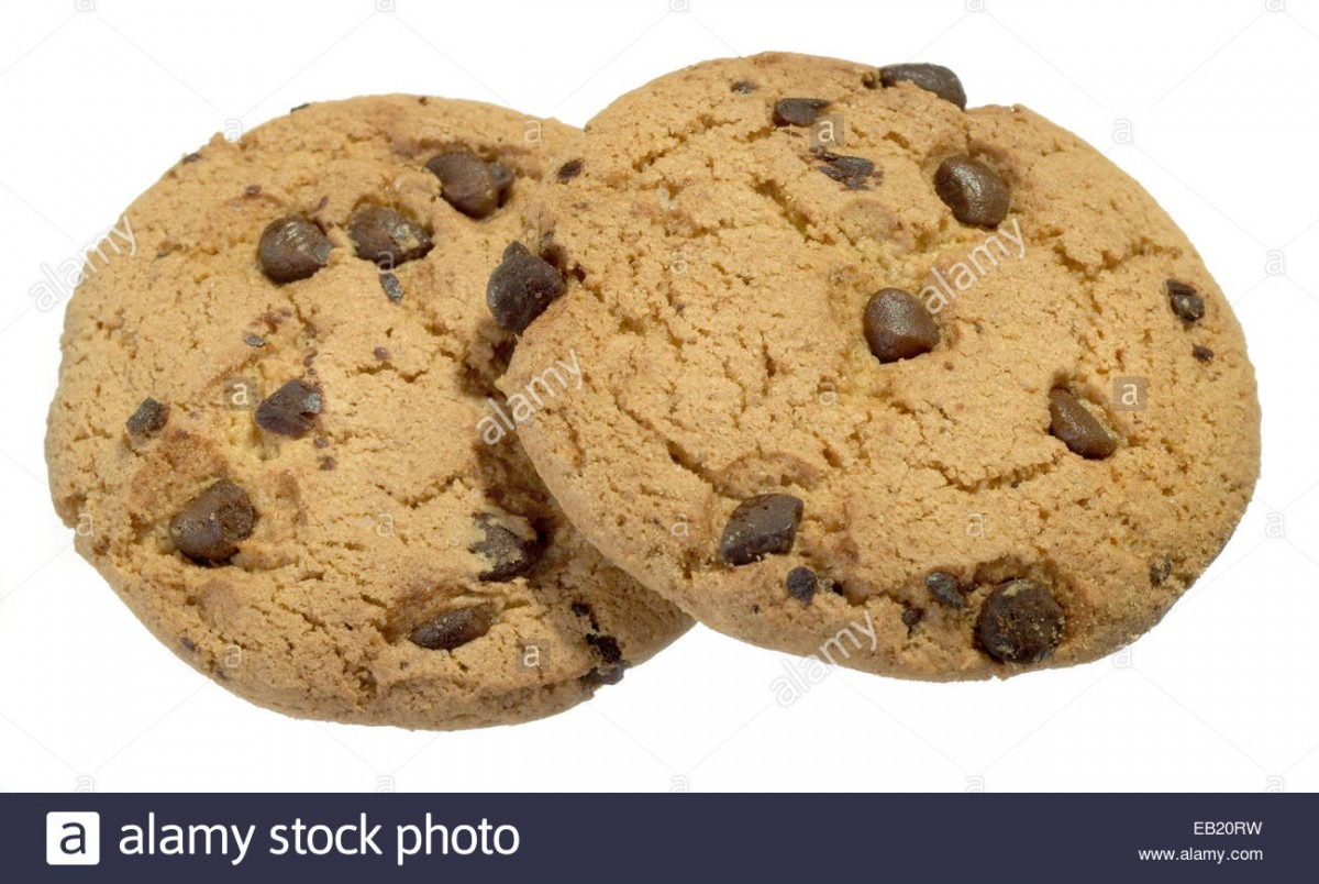 Chips Ahoy Chocolate Chip Cookies Stock Photo  75647261