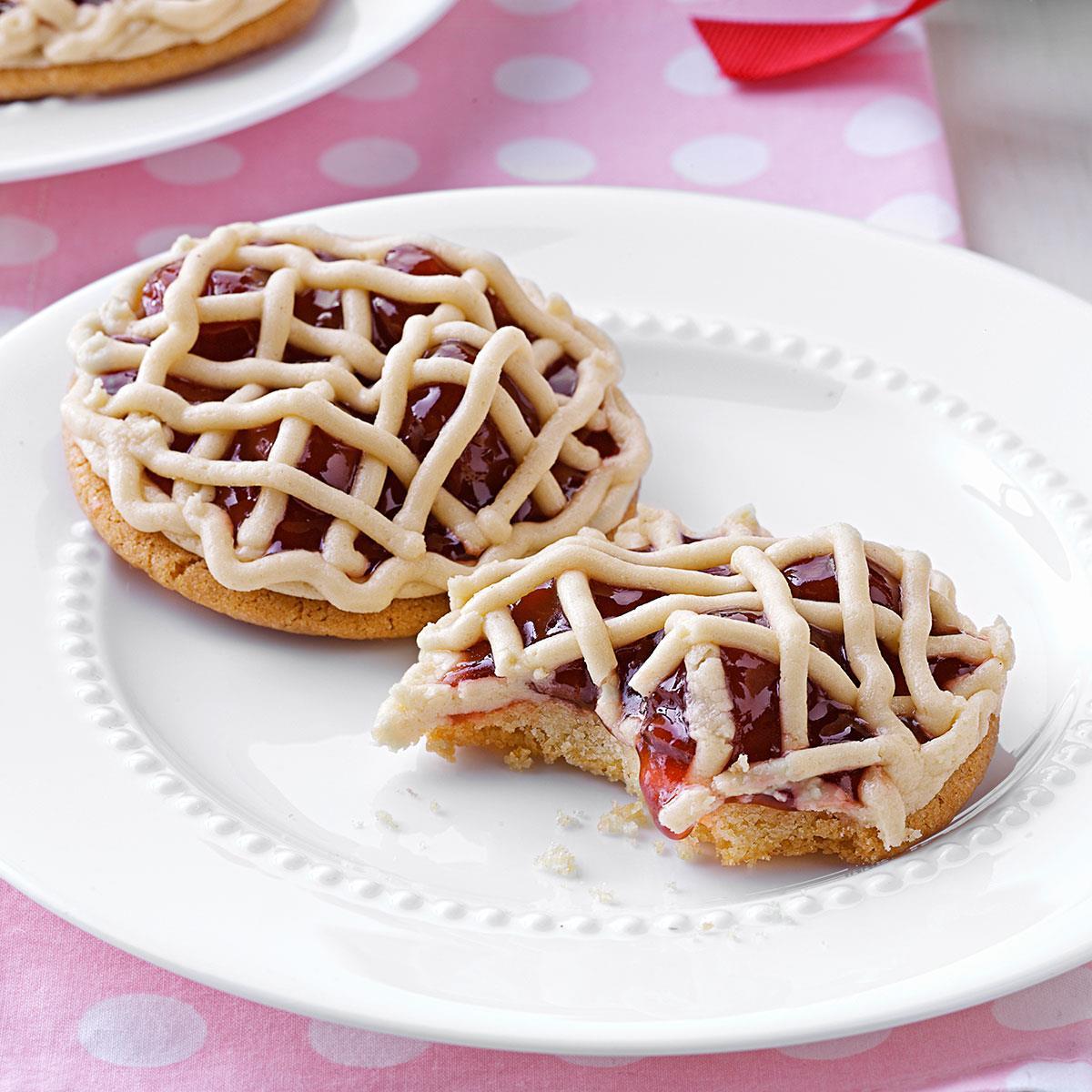 Classic Cherry Pie Cookies Recipe