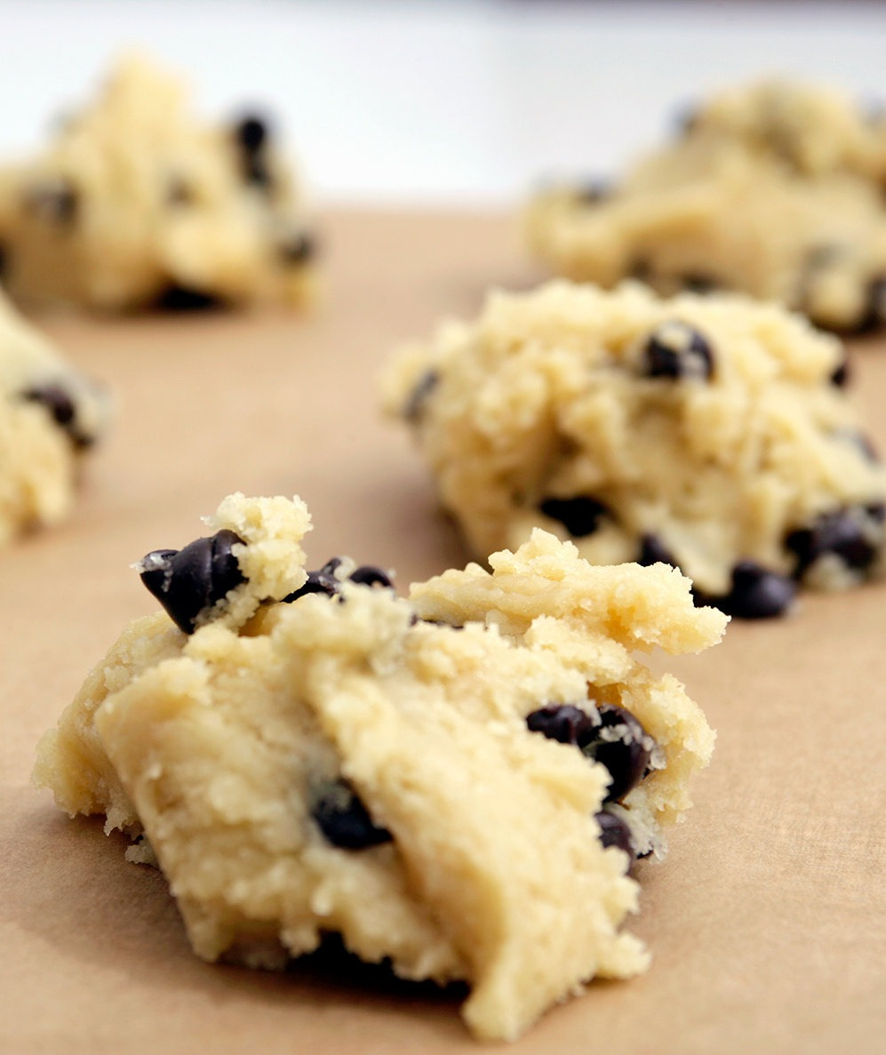 Does Refrigerated Cookie Dough Make A Better Cookie