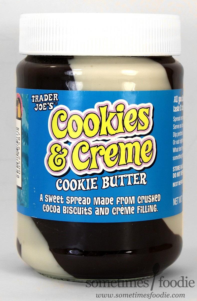Sometimes Foodie  Cookies & Creme Cookie Butter
