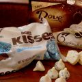 Hershey's Kisses Cookies And Cream
