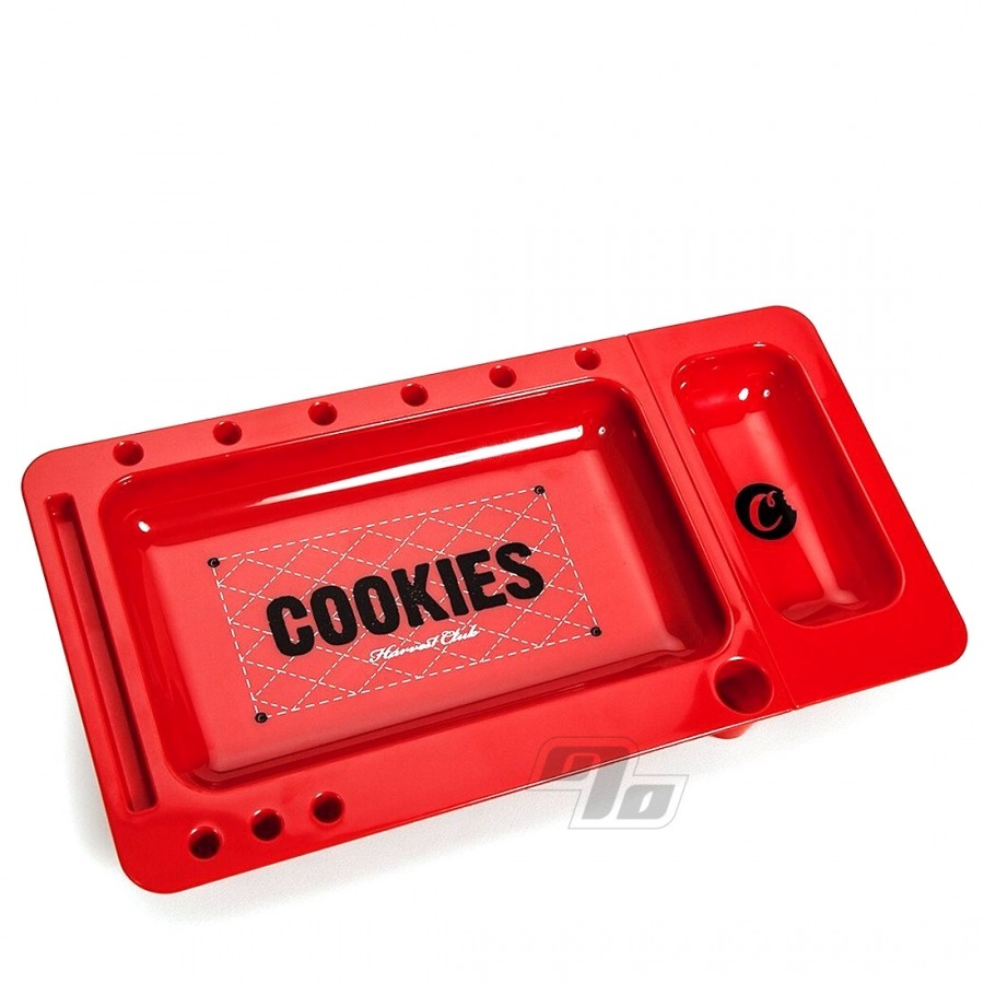 Goodlife Cookies Rolling Tray 2 0 Red @1percent