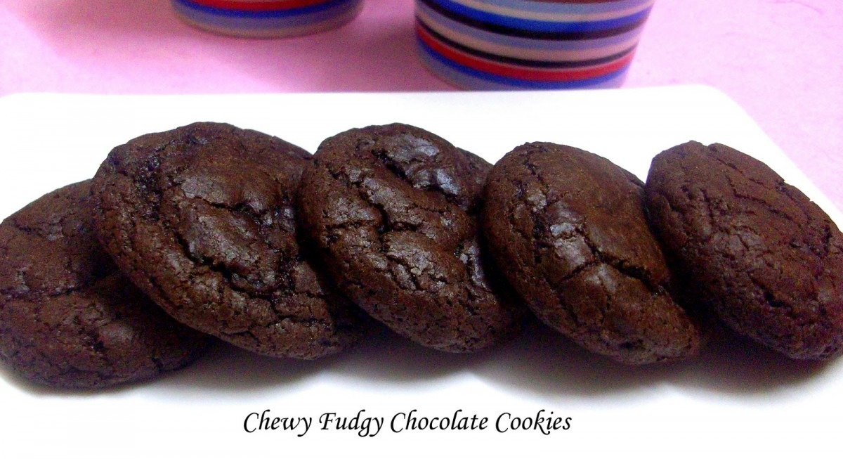Cakes & More  Eggless Buttermilk Chocolate Cookies