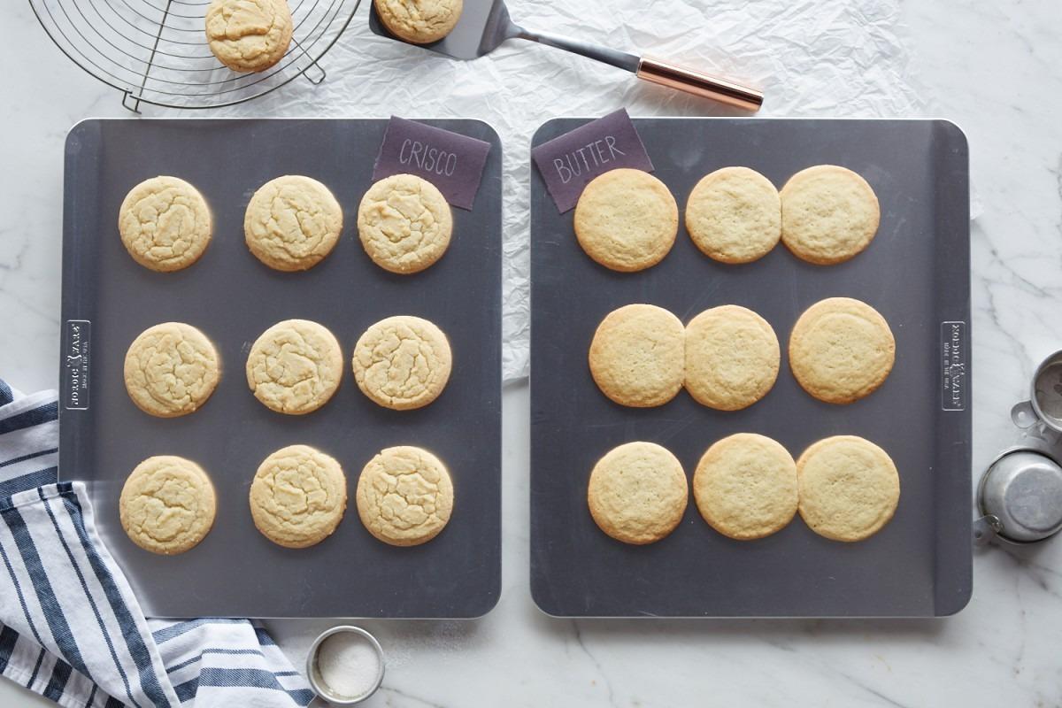 Maple Glazed Sugar Cookies