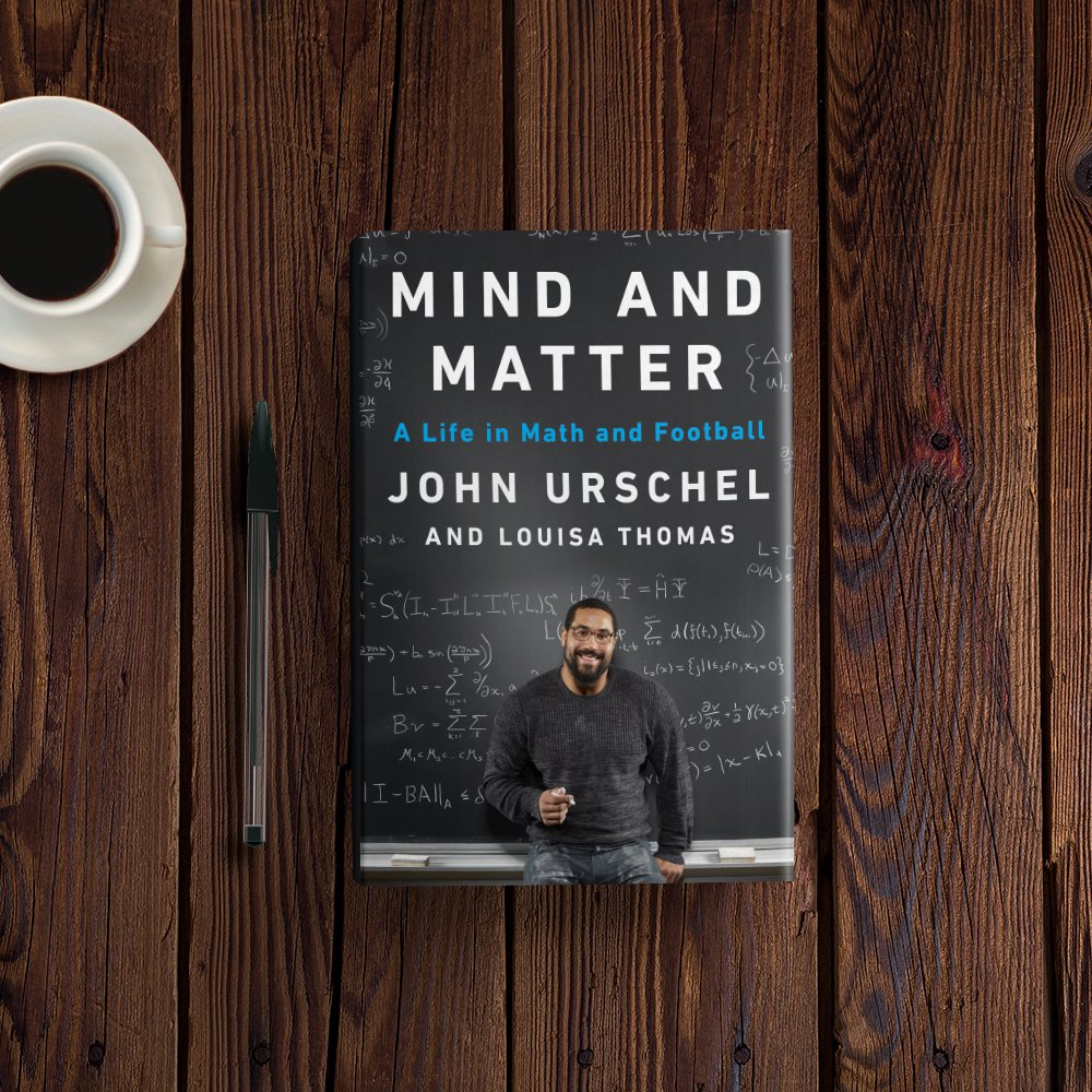 John Urschel On Twitter   Happy Pi Day! I Have A Book Coming Out