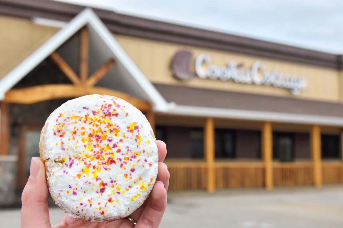 Visit Fort Wayne On Twitter   It's Opening Day At Cookie Cottage's