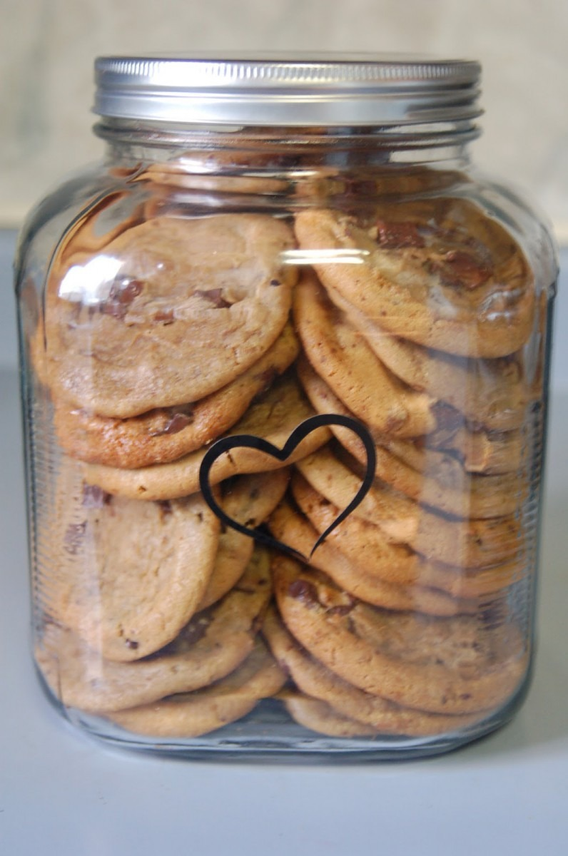 Joy In The Kitchen!  The Grandma Cookie Jar