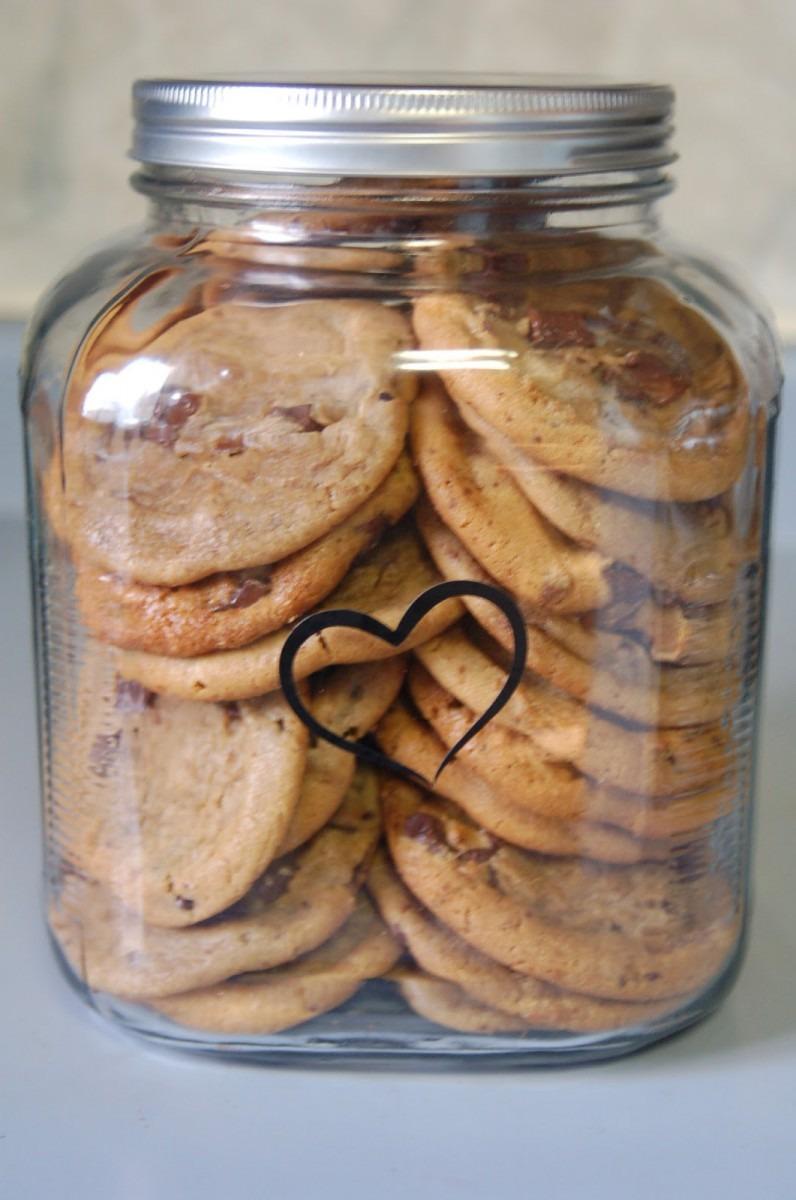 Joy In The Kitchen!  The Grandma Cookie Jar