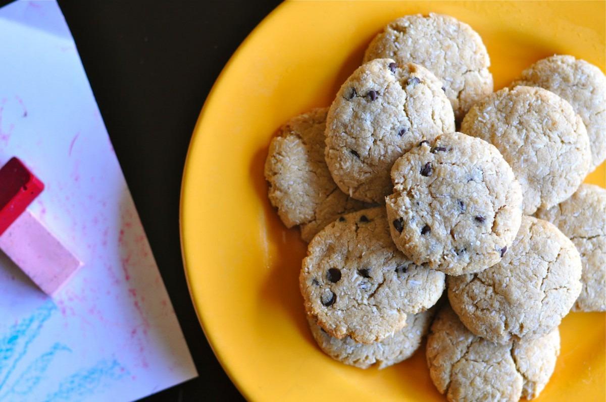Nourishing Meals®  Banana Coconut Cookies (grain