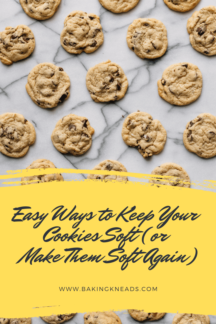 Easy Ways To Keep Your Cookies Soft (or Make Them Soft Again