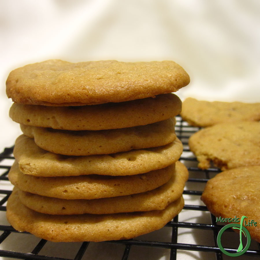 English Toffee Cookies