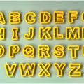 Letter Cookie Cutters