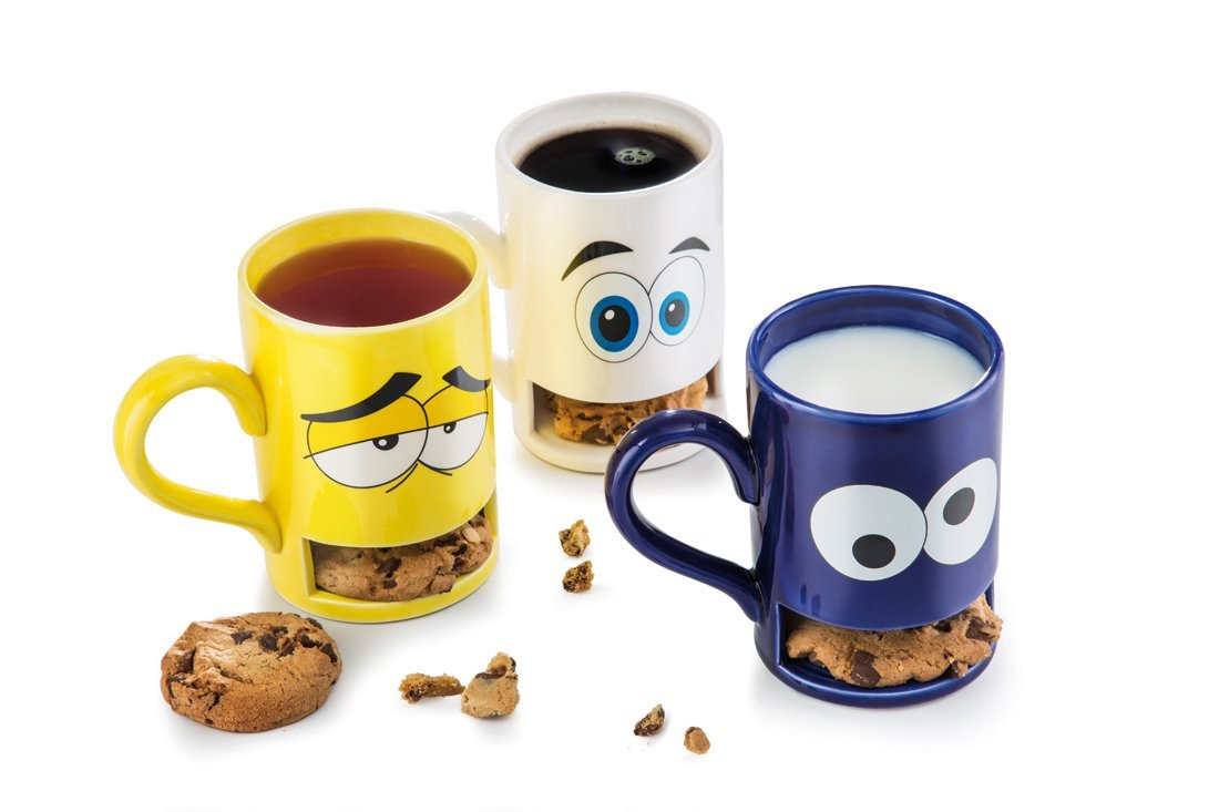 Funny Coffee Mugs And Mugs With Quotes  Funny Cookie Holder Coffee