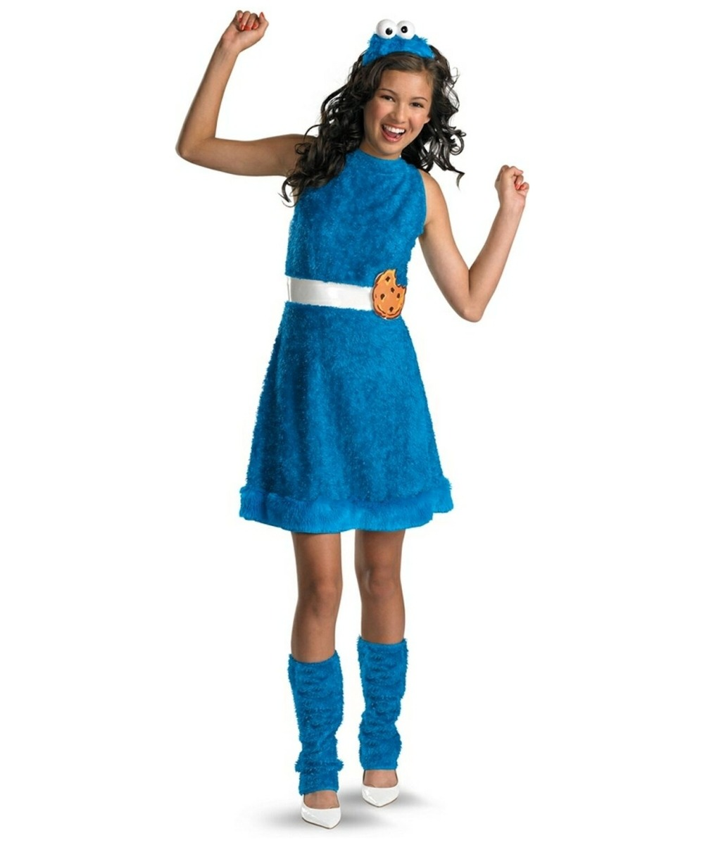 Cookie Monster Kids Costume