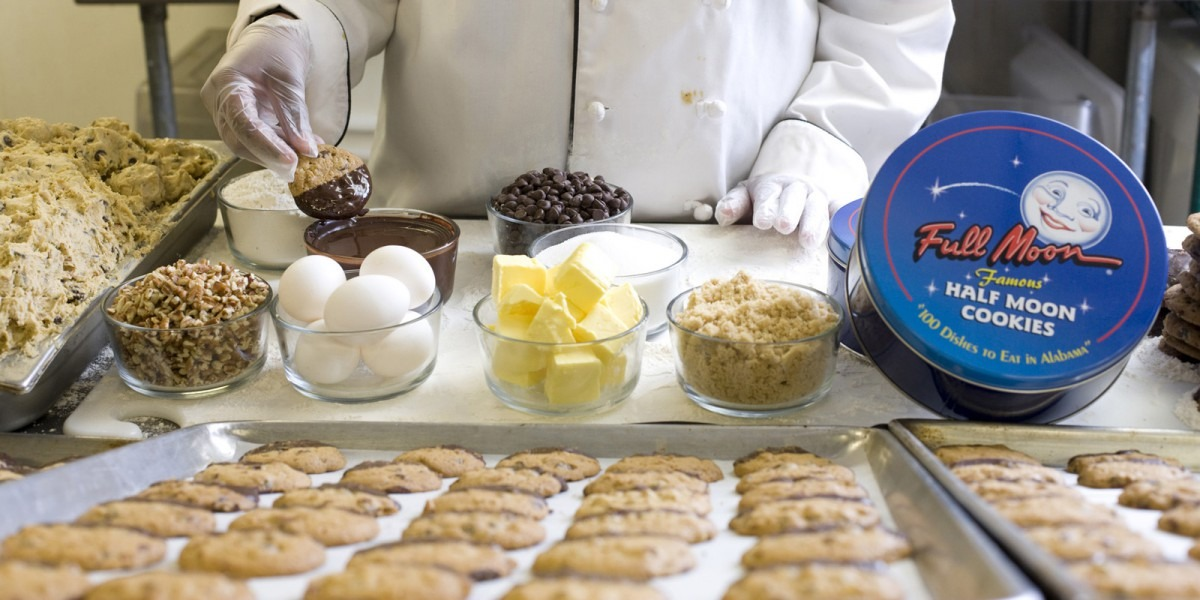 Half Moon Cookies For A Cause