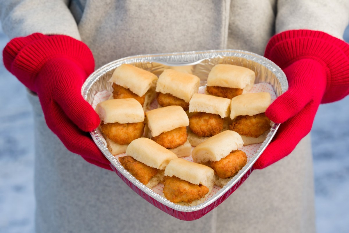 This Valentine's Day, Chicken Is The New Chocolate