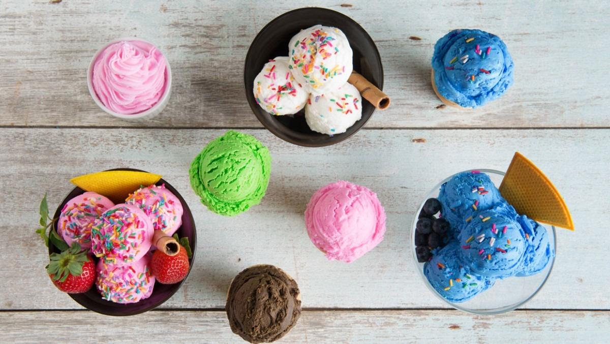 Cookie Monster Ice Cream  El Cajon, San Diego's  1 Dessert Shop