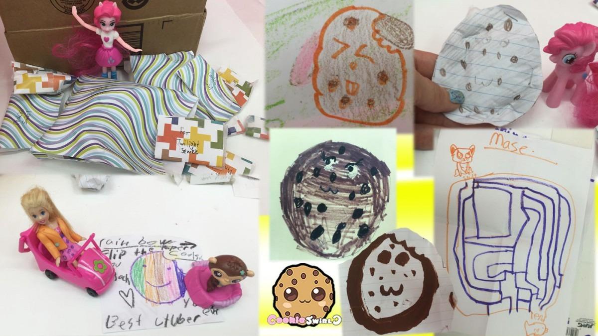 Cookieswirlc Blog  Fan Mail