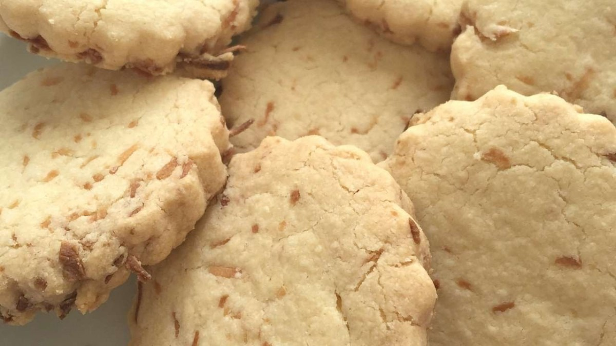 How To Bake Soft Cornstarch Cookies