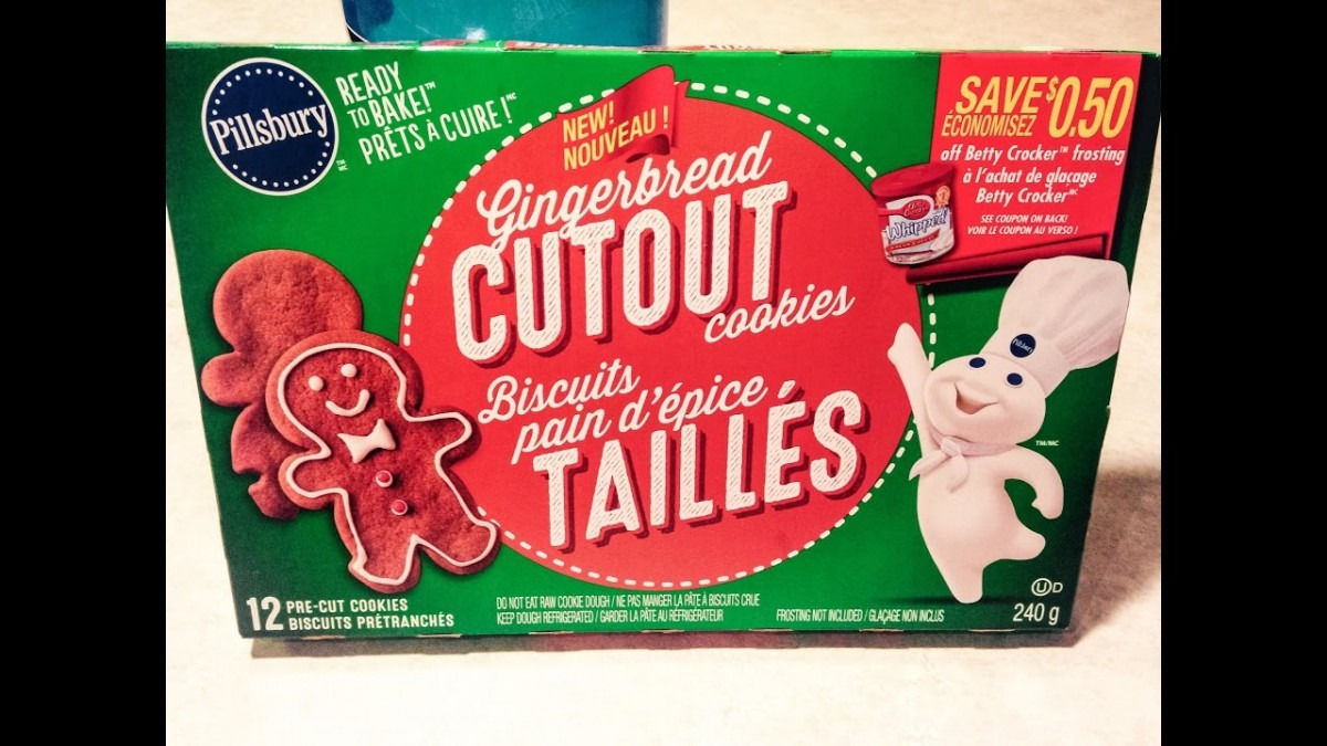 Pillsbury Gingerbread Review And Test