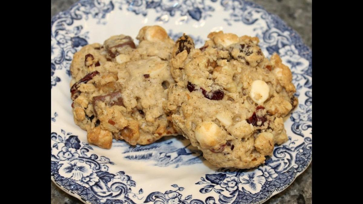 Whole Foods Jumble Nut Cookies Copycat Recipe