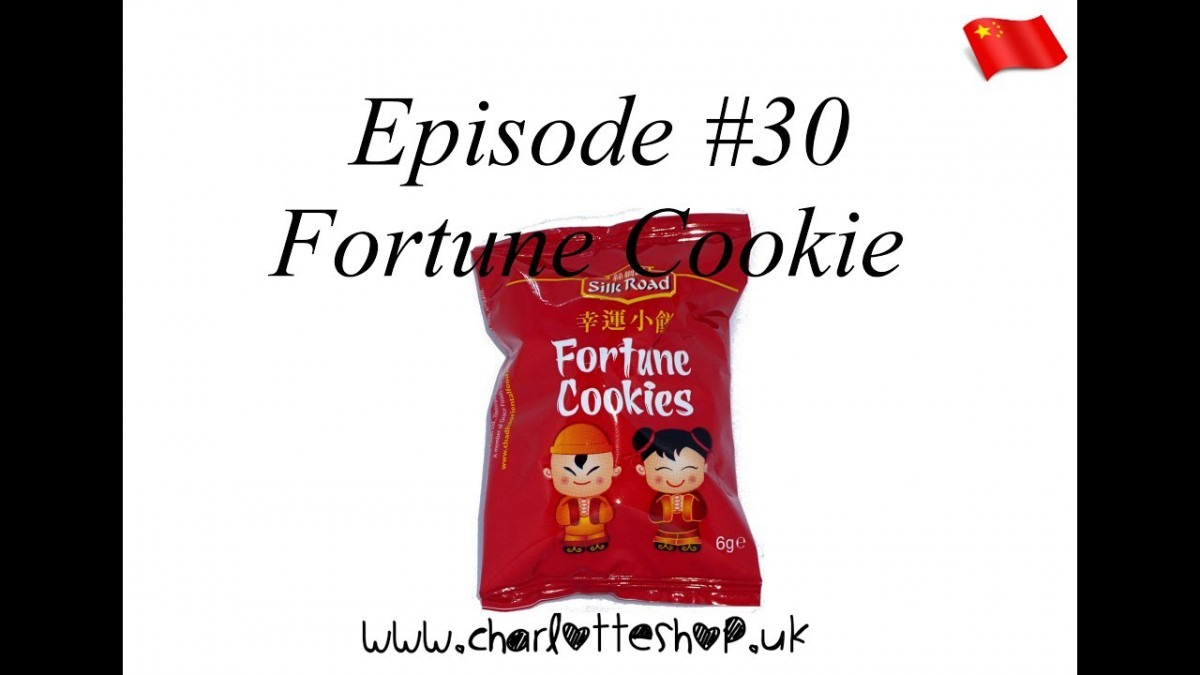 30 Episode Charlotte Shop China And Fortune Cookie Story