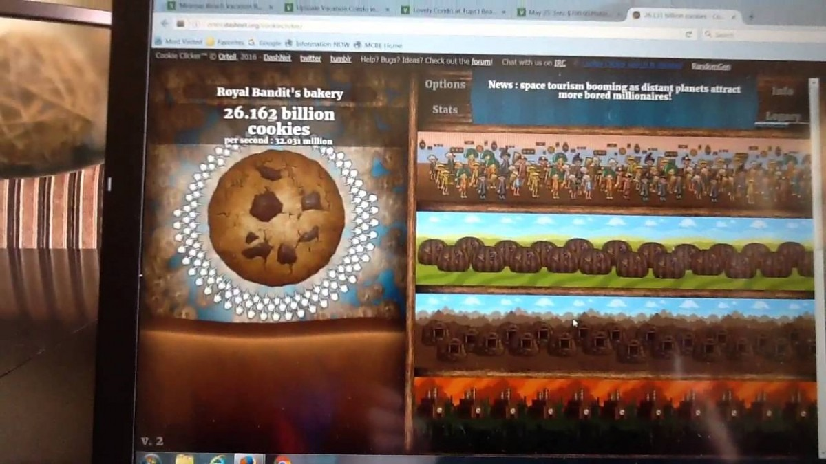 Tips On Cookie Clicker